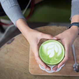 Recipe (naturally sweetened): Sweet Enough Matcha Latte