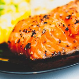 Recipe (vitamin D): Super-Simple Grilled Salmon