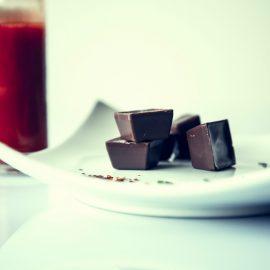 Recipe (Coconut Oil): Homemade Healthy Chocolate