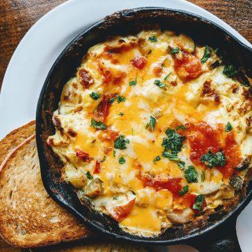 Recipe (simple and fun): One Pan Frittata