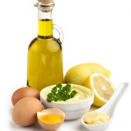 Recipe (healthy fat): Mayonnaise