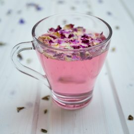 Recipe (Relaxing Teas): Relaxing Herbal Teas